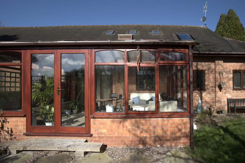 Solid Roof Conservatories in Portsmouth Hampshire